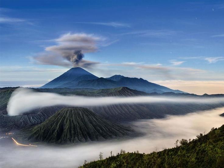 semeru's mountain | indonesia <3