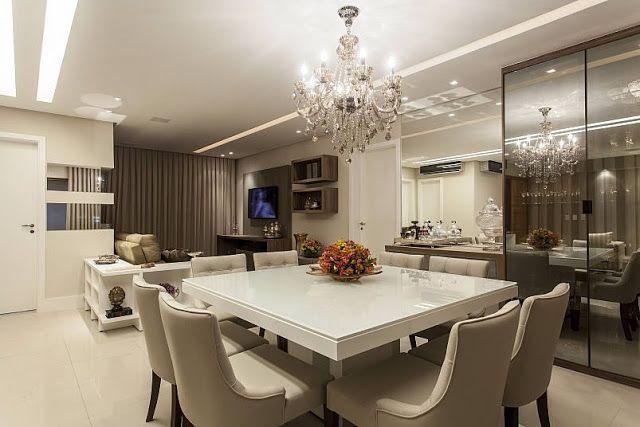 Cor fendi na decoração - veja ambientes maravilhosos decorados com essa tendência! - DecorSalteado