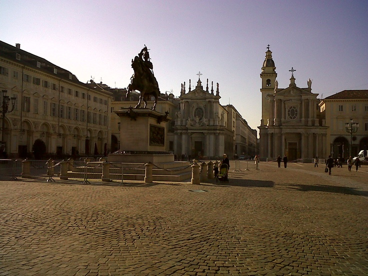 San Carlo Square...