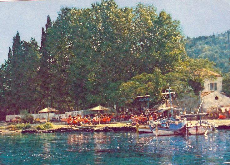 Boukari, Corfu Island, GREECE