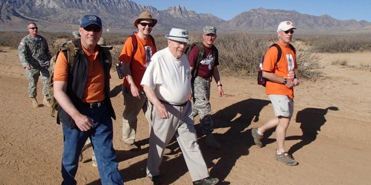 Clemson legend Ben Skardon, 97, to walk in Bataan Memorial Death March