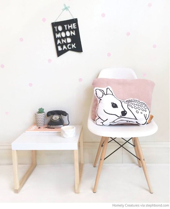 Bondville: Homely Creatures kids' room decor