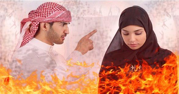 Astaghfirulloh !!! Inilah 26 Dosa Seorang Istri Terhadap Suami, Nomor 17 Sering Dilakukan !   HERBAL INFORMASI