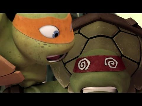 Teenage Mutant Ninja Turtles - Within the Woods - Full Episode (Season 3...