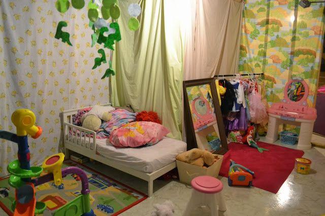 unfinished basement playroom playroom inspiration pinterest