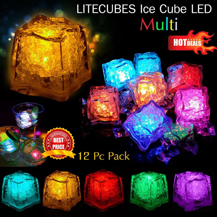 13 best led prismatic ice cube images on pinterest barware