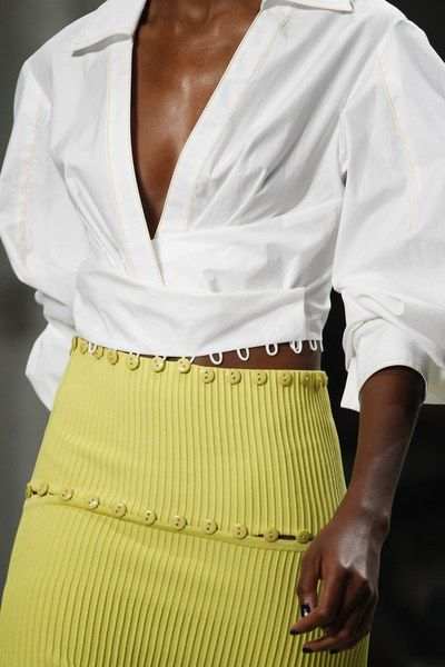 See detail photos for Prabal Gurung Spring 2018 Ready-to-Wear collection.