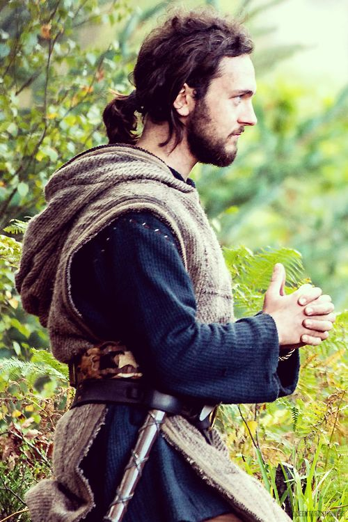 """Just hoping that the bromance becomes physical, at least once. Be brave, """"Vikings""""!!"""
