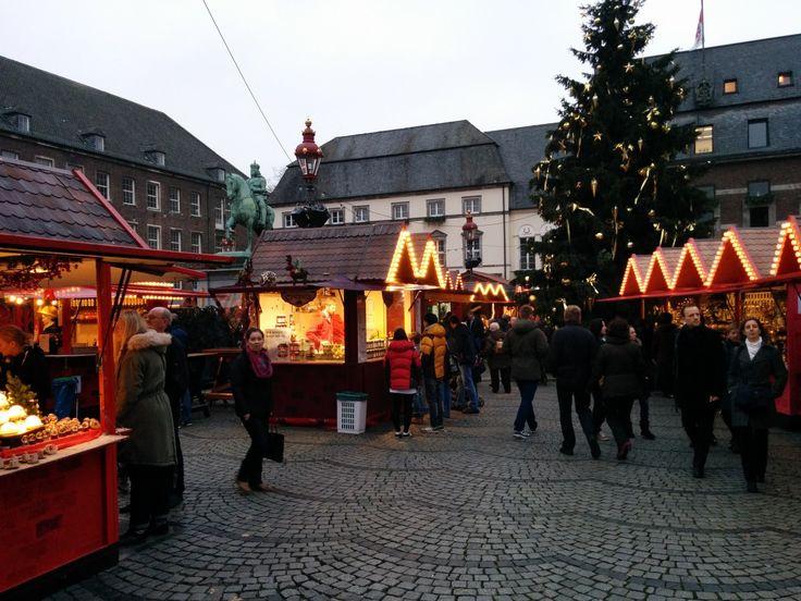 Weihnachtsmarkt Dusseldorf