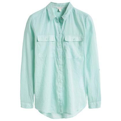 Legere Bluse von #Esprit. Der transparente Look macht sie sehr feminin und perfekt für den #Frühling! ♥ ab 39,99 €