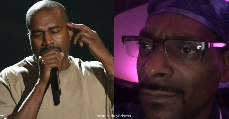 """Snoop Dogg Drags Kanye West For His Recent On Stage Meltdown: """"This N***A Is Crazy!"""""""