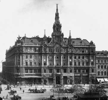 New York Palace, Budapest