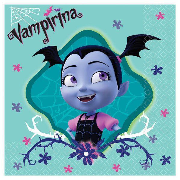 Vampirina Beverage Napkins 16 Beverage Napkins Cute Christmas Wallpaper Happy Balloons