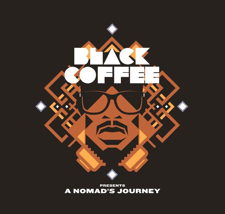 CD Cover for Black Coffee and Mixmag