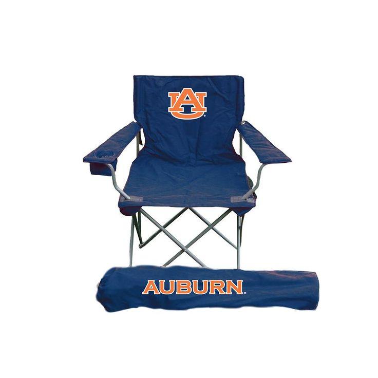 Auburn Tigers Ncaa Ultimate Adult Tailgate Chair