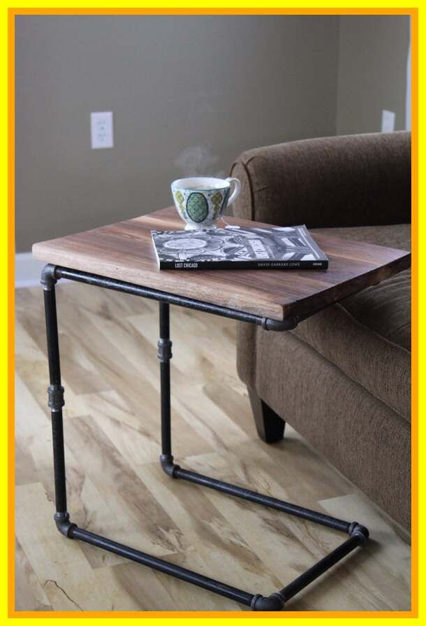 65 Reference Of Laptop Couch Table Gaming In 2020 Couch Table Reclaimed Wood Side Table Side Table Wood