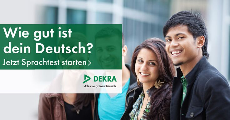 ++ Jetzt unseren Sprachtest starten ++  Unser Sprachtest gibt eine Orientierung, welche beruflichen Qualifikationen aktuell bei uns absolviert werden können - bezogen auf die Kenntnisse der deutschen Sprache.  Jetzt in nur 20 Minuten testen!