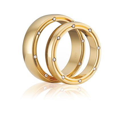 Matched Sets -  Wedding rings