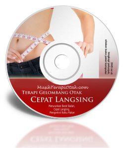 CD Terapi Cara Menurunkan Berat Badan dengan Cepat dan Alami | Rahasia Teknik dan Musik Relaksasi untuk Terapi Gelombang Otak