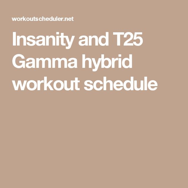Insanity Workout T25: 1000+ Ideas About T25 Workout On Pinterest