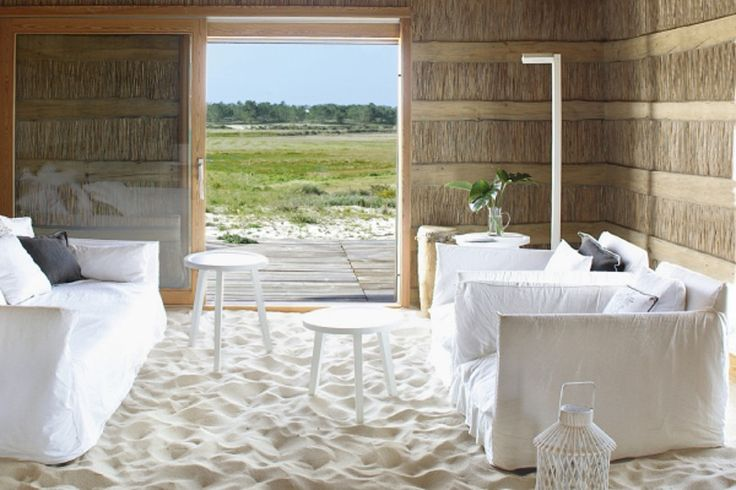 12 Beach Houses You're Going to Want to Move Into