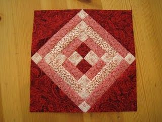 Nearly Insane Quilts: Block 26