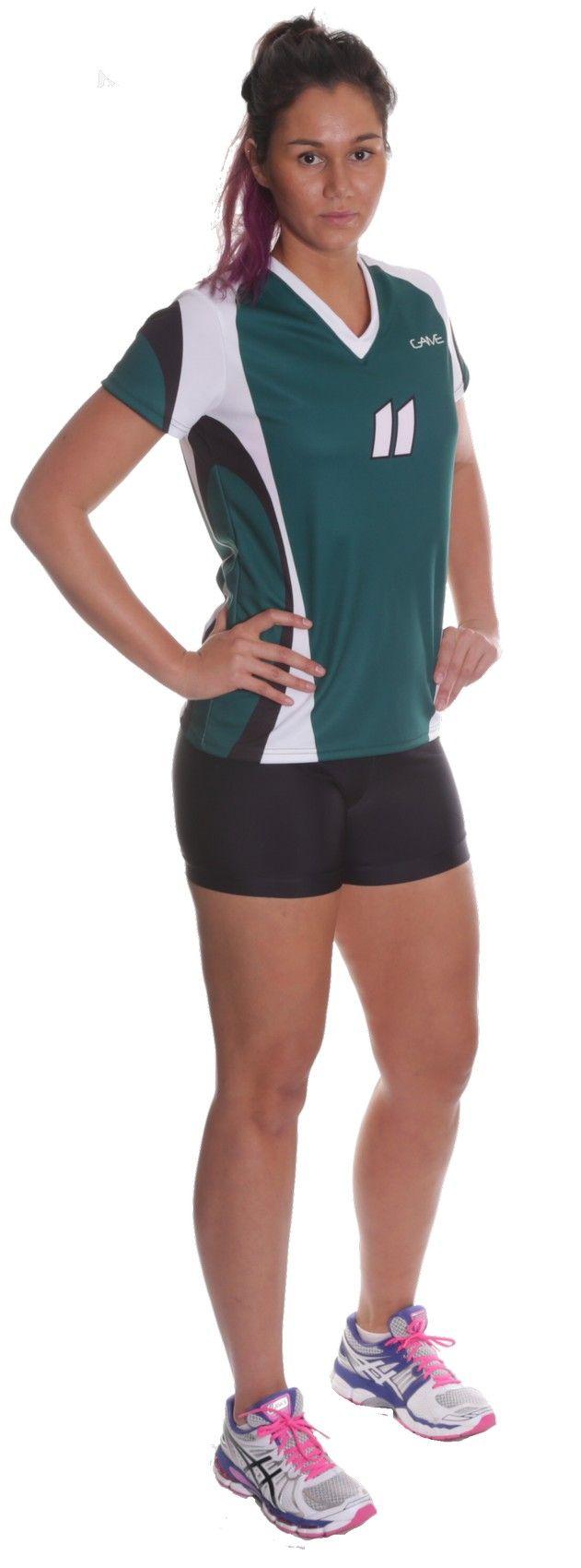 Womens Volleyball Uniforms | #Volleyball #VolleyballUniforms #VolleyballSpandex