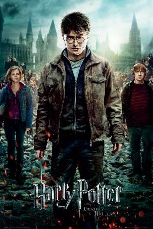 Harry Potter 7 Part 2 - plakat - 61x91,5 cm  Gdzie kupić? www.eplakaty.pl