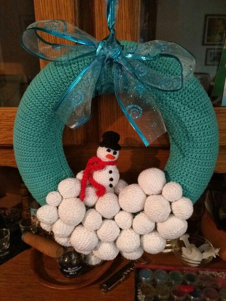 Hóember - snowman