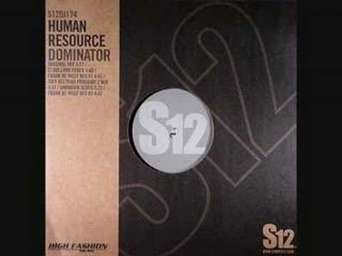 "Human Resource - Dominator (1991)  ""I,m bigger and bolder and rougher and tougher in other words sucker there is no other"" ""I,m the one and only dominator... I WANNA KISS MYSELF"" lol an old rave favourite of mine- I look at it differently these days    Give Them A Voice is an advocacy foundation. www.noworkingtitle.org"