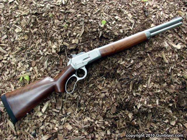Big Horn Armory Model 89 Lever-Action 500 S&W Magnum Carbine