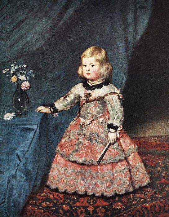 Королевские дети . Диего Веласкес