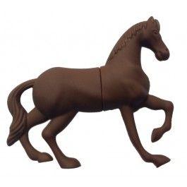 USB-stick bruin paard (16GB)