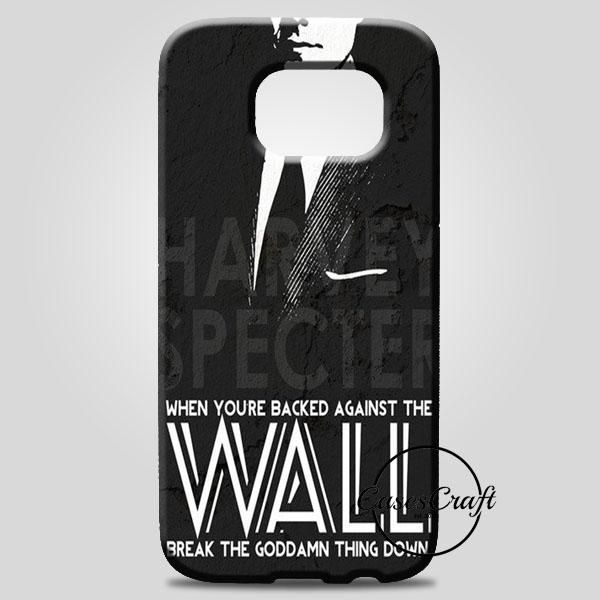 Suits Harvey Specter Quote Samsung Galaxy Note 8 Case | casescraft