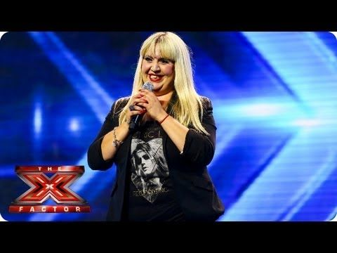 Shelley Smith sings Feeling Good by Nina Simone - Arena Auditions Week 2...- wow