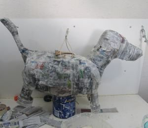How to make an animal Pinata