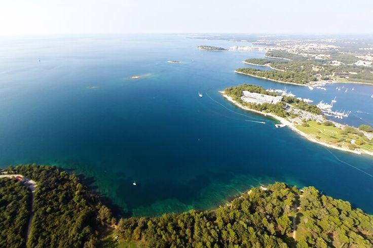 Zelena Laguna | Total Croatia