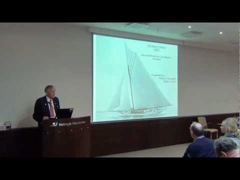Halsey Herreshoff - 120 years of yachts, development trends and breakthrough designs - HSS Classic