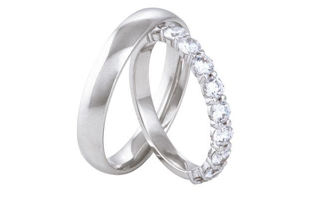 Snubní prsteny - model č. 333/04