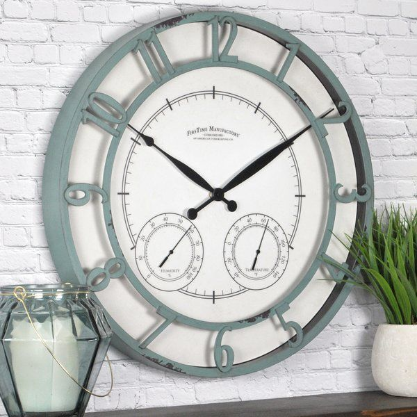 Best 25 Outdoor Wall Clocks Ideas On Pinterest Giant