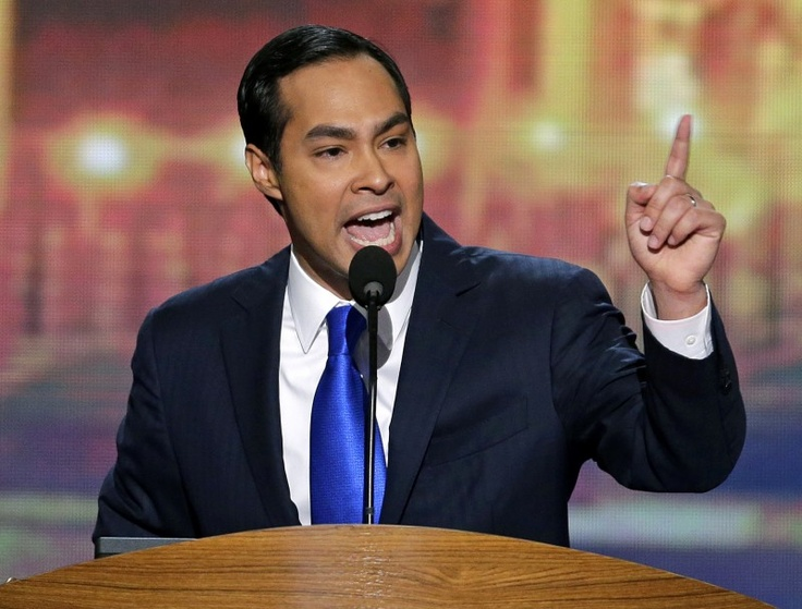 Julian Castro's 'progress' agenda for San Antonio: Reduce car use, triple bus ridership, double 'green jobs,' grow arts funding. >> HIS LAST NAME SAYS IT ALL.