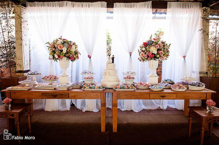 Decoração de Casamento Rústico Romantico | Flickr - Photo Sharing!