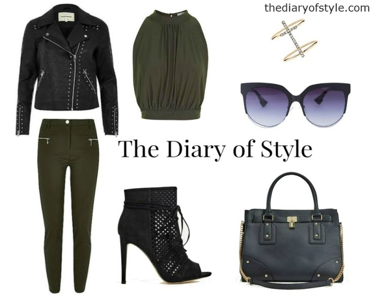 # 5 Outfit of the day