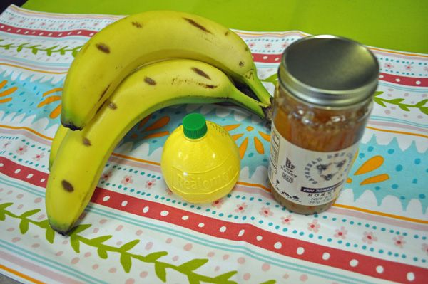 Beauty DIY: Make a banana honey face mask