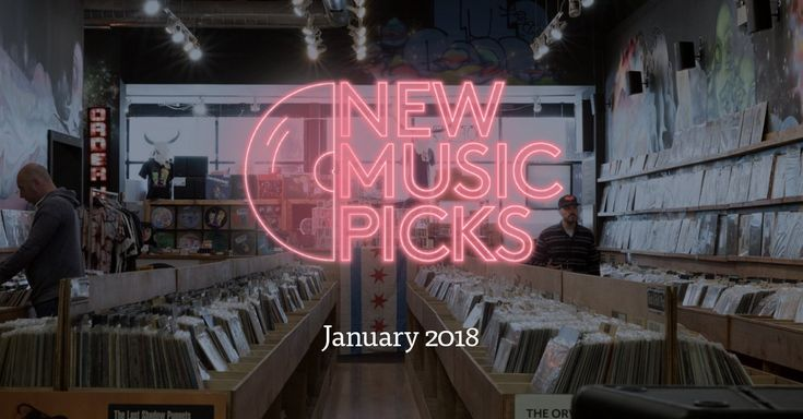 Cambridge Audio's New Music Picks – January 2018