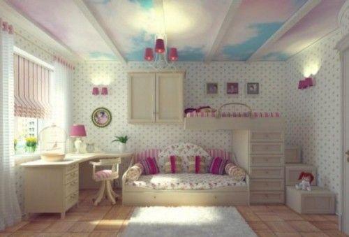 scandinavian girl bedroom - Hledat Googlem