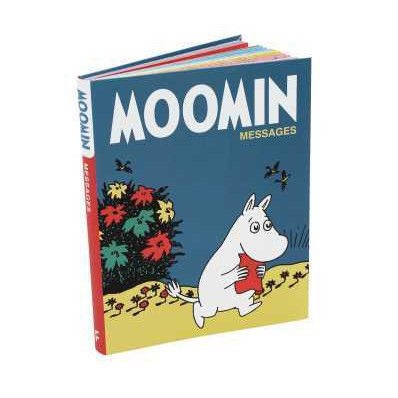Moomin Messages contains tear-out thank you notes, invitations, checklists,'to do' list and notelets for all kinds of Moominmentous occasions.The Moomin messa