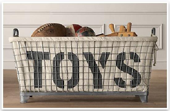 Pretty dog toy bin | Cool dog products | Pinterest | Toy ...
