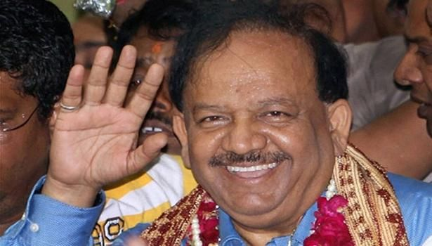 Delhi LG calls Harsh Vardhan to discuss govt formation