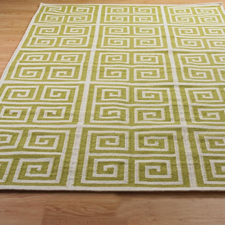 Greek Chic Flatweave Rug